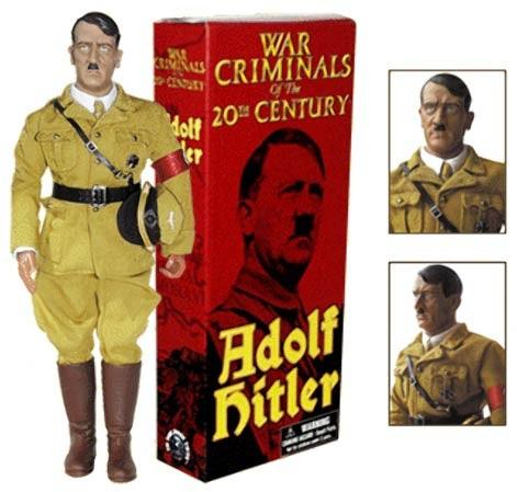 Adolf Hitler Doll