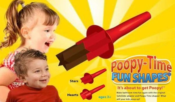 Poopy Time Fun Shapes