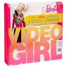 Spy Camera Barbie